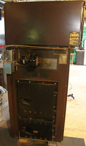 Newmac Wood/Electric Furnace