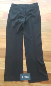 Ladies Black pants Size 8