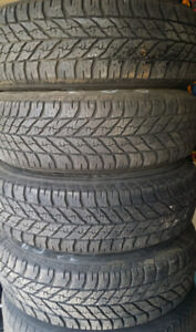 Goodyear Winter Tires 205/70R15