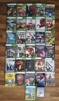 Perfect for the gamer in your life! Xbox 360 Games!!