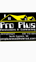 Pro Plus Renovations &contracting