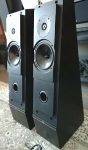 Thiel .5 Coherent Source Floor Standing Speakers