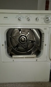 Kenmore Dryer with Stainless Steel tub for Sale