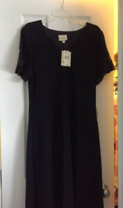 Brand New Dark Blue Formal Dress Size 18
