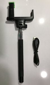 Great Condition- Rechargeable Bluetooth Selfie Stick