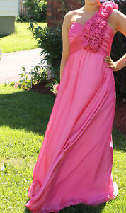 PROM Dress - Designed & Custom Made - Worn Once
