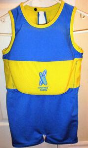 CHILD'S Front Flotation Swim Suit