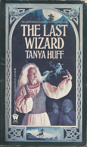 Science Fiction & Fantasy paperbacks by Tanya Huff SIGNED!