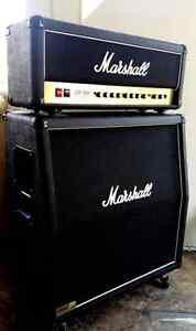 Marshall JCM 2000 DSL 100 + 1960 Cab