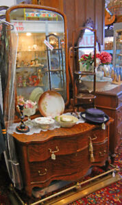 40% OFF FURNITURE - CLOSE OUT SALE HEIRLOOMS ANTIQUES CALGARY