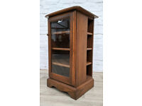 Ercol Slimline Cabinet (DELIVERY AVAILABLE)