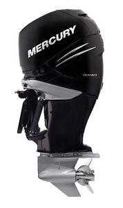 Mercury Verado XL350 Boat Motor / Brand New in Crate.