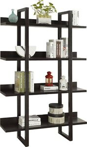 "71"" Etagere - Cappuccino, New"