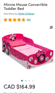 $100   Baby girl bedset,pink bed set