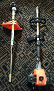Weed eater Coupe Herbe professionnel Tanaka 22cc Smart Fit