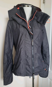 New with Tags Superdry Jacket hooded Arctic SD-Windcheater, S