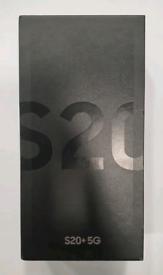 128gb Like New Used Samsung Galaxy S20 Plus 5G Duos (Dual Sim) Unlocke