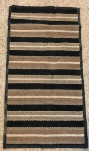Rubber-Backed Entryway Runner (Striped)