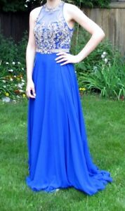Beautiful Graduation  Dress size 8