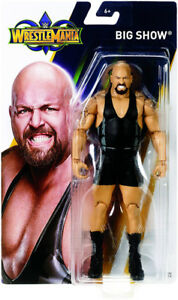 "WWE Wrestlemania Big Show 6"" Figure"