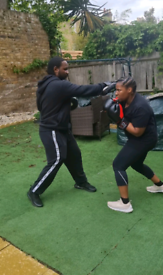 Personal trainer / Boxing for fitness coach / instructor