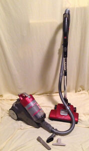 Reconditioned Hoover Bagless Canister Vacuum Cleaner
