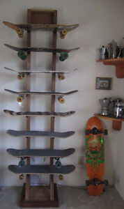 Skateboard Temple (includes 6 good skateboards) *PRICE DROPPED*