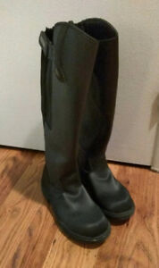 Woman's Mountain Horse winter riding boots