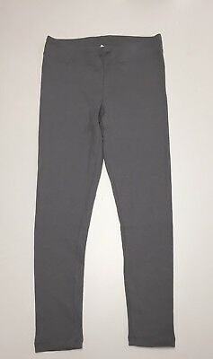 Cotton Spandex Knit Pants - Women's Cotton Spandex Ribbed Casual Knit Pants S-M-L-XL NWT Color Silver Grey.