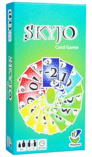 SKYJO - Das unterhaltsame Kartenspiel für Jung und Alt.