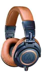 Audio technica ath m50x limited blue