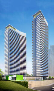 Brand New 1+1 Condo North York (Sheppard/ Leslie)