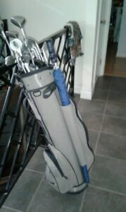 golf clubs Left hand