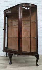 Queen Anne Style Cabinet (DELIVERY AVAILABLE)