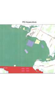 OB-7328-L, 32.9 Acre, Off Bottom Oyster/Mussel Spat Lease