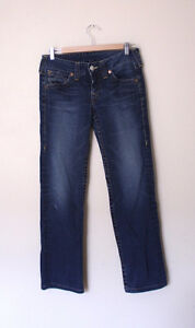like new - women's True Religion designer jeans 30