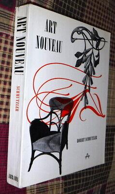 Art Nouveau,Robert Schmutzler,VG-,SB,1962,First            P