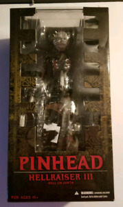 Pinhead living dead doll