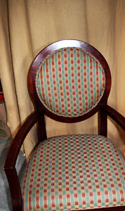 Set of Two Chairs