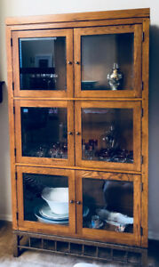 High end Lexington Furniture Cabinet. Originally paid over $3500