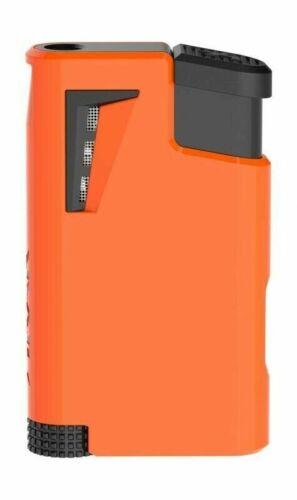 Xikar XK1 Single Jet Flame Cigar Lighter Orange - 555OR - New
