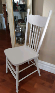 Antique Dominion Chair Co Pressback Chair