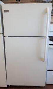 Frigidaire 15 Cubic Foot Top Mount Refrigerator Fridge