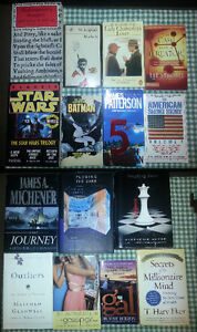 13 Books Shakespeare Star Wars Breaking Dawn Gossip Girl etc