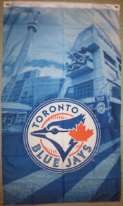 Toronto Blue Jays Banners & Flags & Pull String Backpack Bags