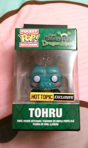 Funko Pop Keychain: Tohru (Hot Topic Exclusive)
