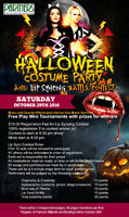 Costume Party and Lip Syncing Battle