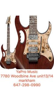 YaPro Music: Ibanez guitar for sale Jem G10 S RG Artwood