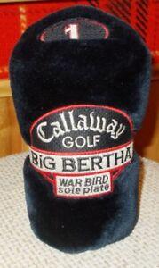 CALLAWAY BIG BERTHA WAR BIRD NO. 1 GOLF CLUB COVER