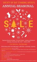 Society of OUT-Standing Artists - 5th Annual Seasonal Sale